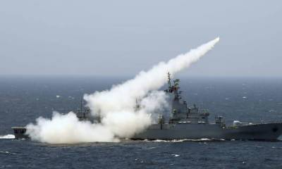 Pakistan Navy successfully conducts anti-ship missile tests