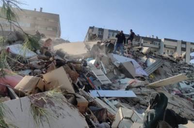 Magnitude-7.0 earthquake hits western Turkey, Greece