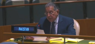 India doesn't qualify for UNSC membership, Pakistan says in UNGA debate