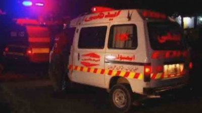 At least 8 dead, several injured in Parachinar roof collapse