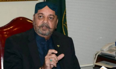 Sindh Assembly Speaker Agha Siraj Durrani indicted in assets beyond means case