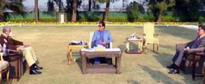 army chief, dg isi, imran khan, pm, neo tv