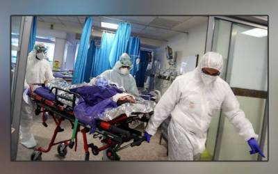 COVID-19: Pakistan reports 2,007 new cases, 40 deaths in last 24 hours