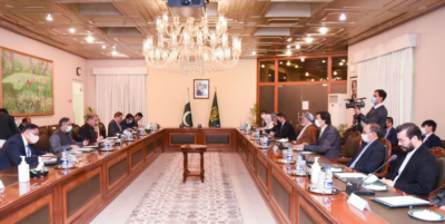 FM Qureshi reaffirms Pakistan's commitment for peace, stability in Afghanistan