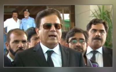 IHC stops Naeem Bukhari from working as PTV Chairman